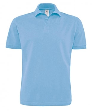 Heavymill Short Sleeved Fine Piqué Polo