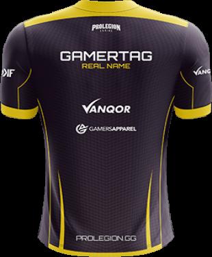 ProLegion - Short Sleeve Esports Jersey