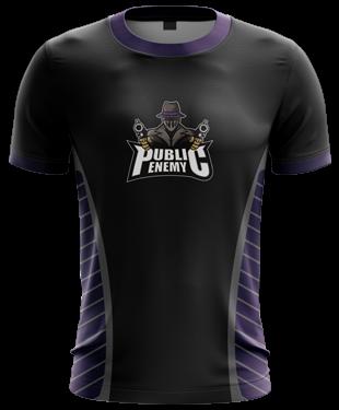 Public Enemy - Short Sleeve Player Jersey