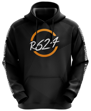 R624 - Esports Hoodie without Zipper