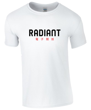 Radiant Esports - Chinese Text T-Shirt