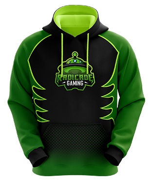Radicade Gaming - Esports Hoodie without Zipper