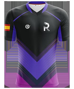 Ravens Esports Club - Short Sleeve Esports Jersey