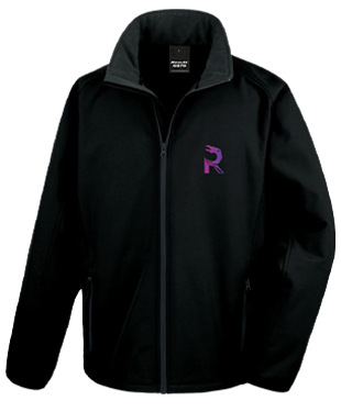 Ravens Esports Club - Softshell Jacket