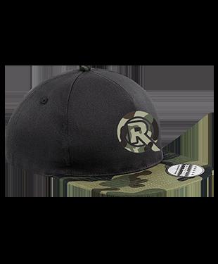 Realistiq - Camo Snapback Cap