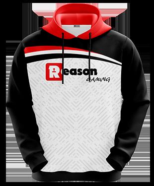 Reason Gaming - Bespoke Hoodie