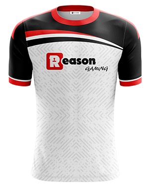 Reason Gaming - Pro Short Sleeve Esports Jersey