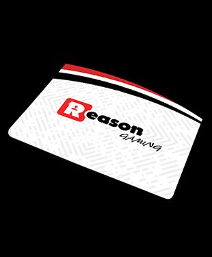 Reason Gaming - Gaming Mousepad