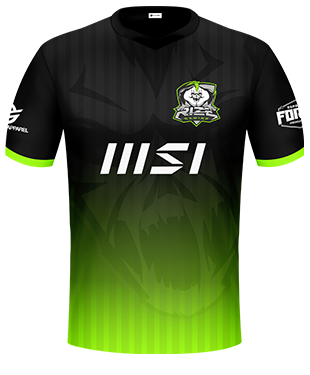 Rize Gaming - Short Sleeve Esports Jersey