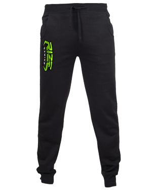 Rize Gaming - Slim Cuffed Jogging Bottoms
