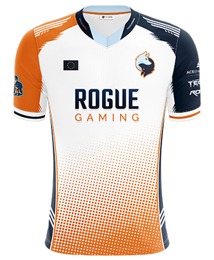 Rogue Gaming - Short Sleeve Esports Jersey