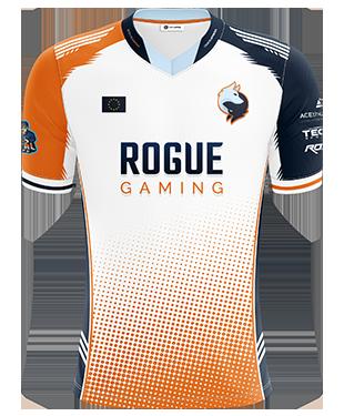 Rogue Gaming - Short Sleeve Esports Jersey