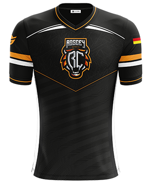 RosCey Esports - Pro Short Sleeve Esports Jersey