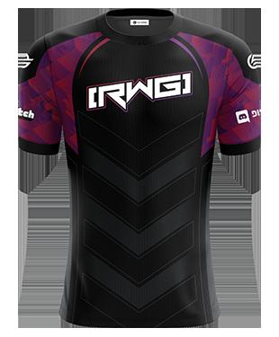 RWG - Pro Short Sleeve Esports Jersey