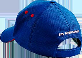 SAS Assassins - 5 Panel Cap with Sandwich Peak