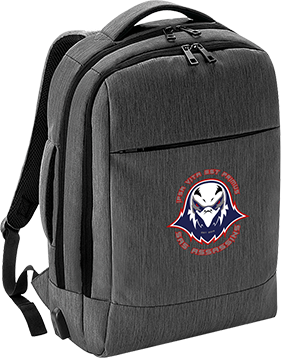 SAS Assassins - Q-Tech Charge Convertible Backpack