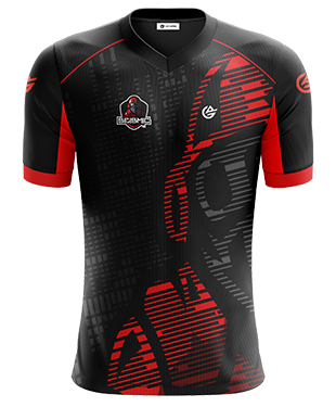 SeismicGaming - Short Sleeve Esports Jersey