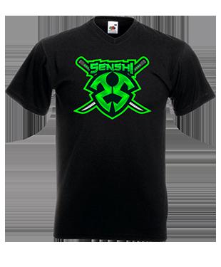 Senshi Gaming - V-Neck T-Shirt