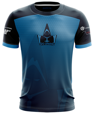 SFD Gaming - Short Sleeve Jersey