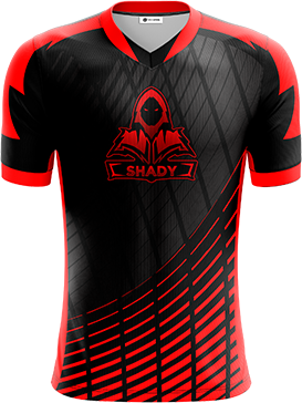 Shady - Short Sleeve Esports Jersey