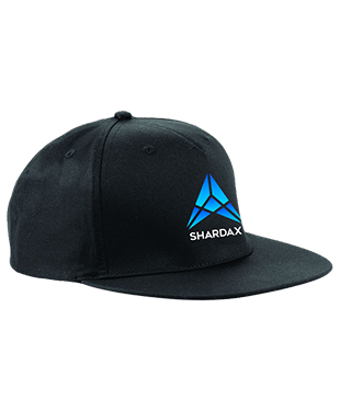 Shardax - 5 Panel Snapback Cap