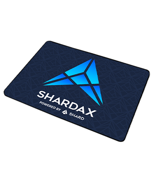 Shardax - Gaming Mousepad