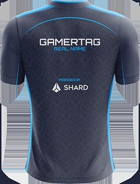Shardax - Short Sleeve Esports Jersey