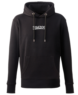 Team Shazoo - Organic Hoodie