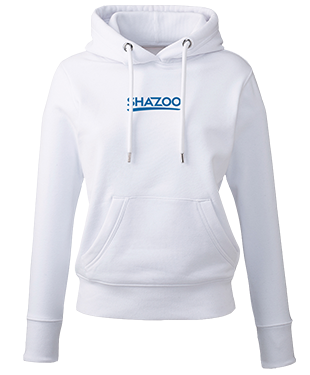 Team Shazoo - Ladies Organic Hoodie