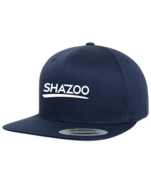 Team Shazoo - Flexfit Organic Cotton Snapback Cap