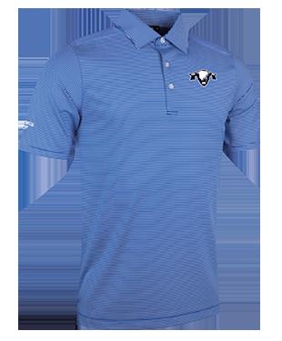 Team Shazoo - Glenmuir Micro Stripe Polo Shirt