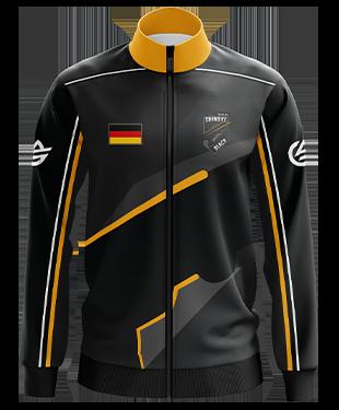 Shinsky Black - Bespoke Player Jacket