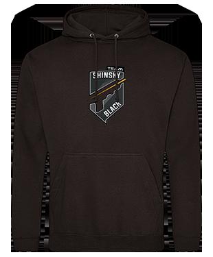 Shinsky Black - Casual Hoodie