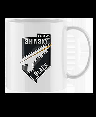 Shinsky Black - Mug