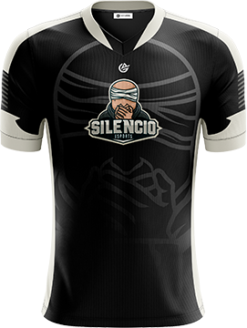 Silencio - Short Sleeve Esports Jersey