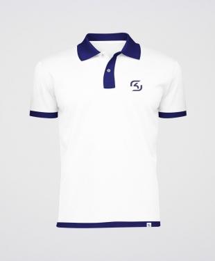 SK Gaming - Polo Shirt - White