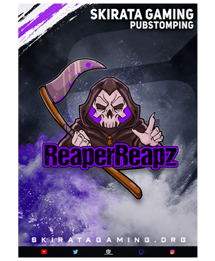 Skirata - Reaper - Poster