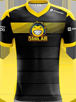 Smilar - Short Sleeve Esports Jersey