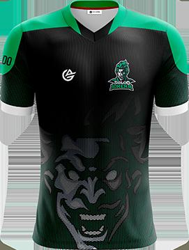 SoloQ JokeRR - Short Sleeve Esports Jersey