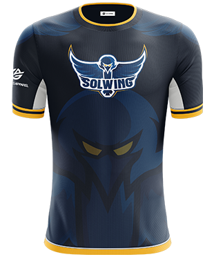 Solwing Esports - Short Sleeve Esports Jersey