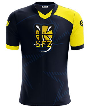 Star FighterZ - Short Sleeve Esports Jersey