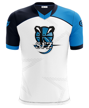 Star FighterZ - Short Sleeve Esports Jersey