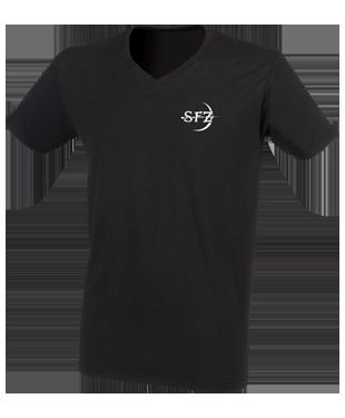 Star FighterZ - Stretch V Neck T-Shirt