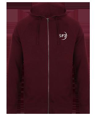Star FighterZ - Unisex Slim Fit Zip Hoodie