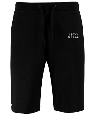 Steel eSports - Slim Fit Sweat Shorts