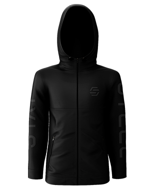 Steel eSports - Bespoke Windbreaker Jacket