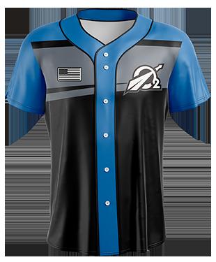 Oxygen - Baseball Jersey