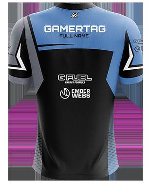 Oxygen - Pro Short Sleeve Esports Jersey