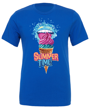 Summer Time - Unisex T-Shirt