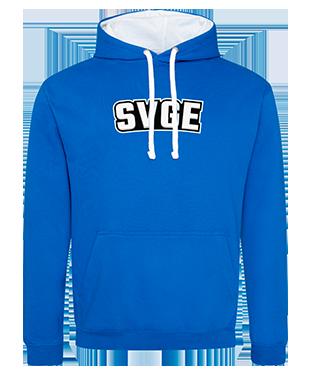 SVGE - Contrast Hoodie